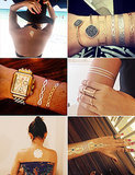 Temporary Flash Tattoos