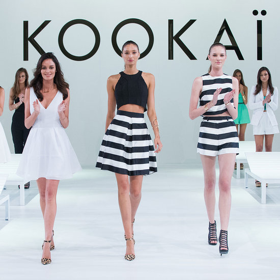 Kookai Spring Summer 2014 2015 Fashion Show Runway Pictures