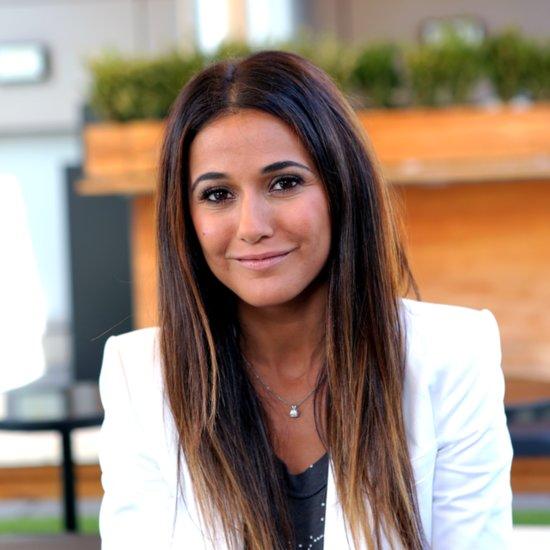 Emmanuelle Chriqui Entourage Movie Interview