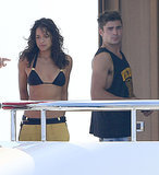 Zac Efron and Michelle Rodriguez