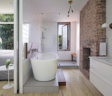Best Professionally Designed Bath: Etelamaki Architecture