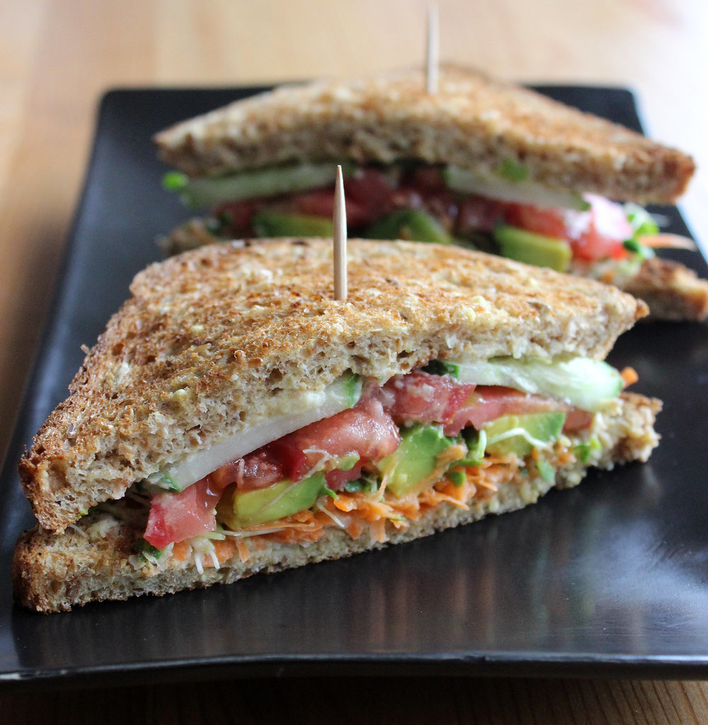 18 Healthy Sandwich Ideas That Make Lunchtime Special
