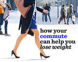 Could Your Commute Help You Lose Weight?