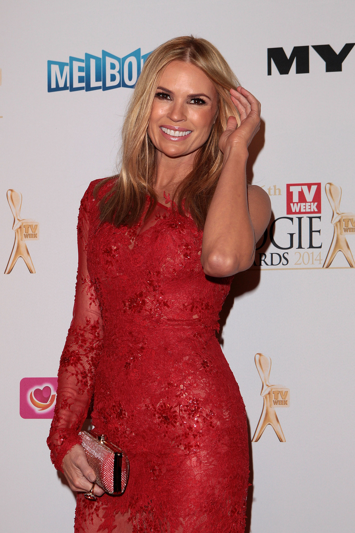 Sonia Kruger Is Pregnant With Her First Child Popsugar