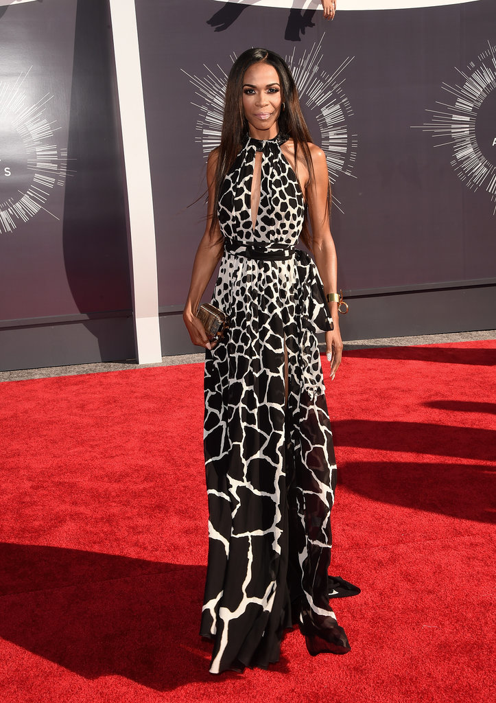 Michelle Williams at the 2014 MTV VMAs