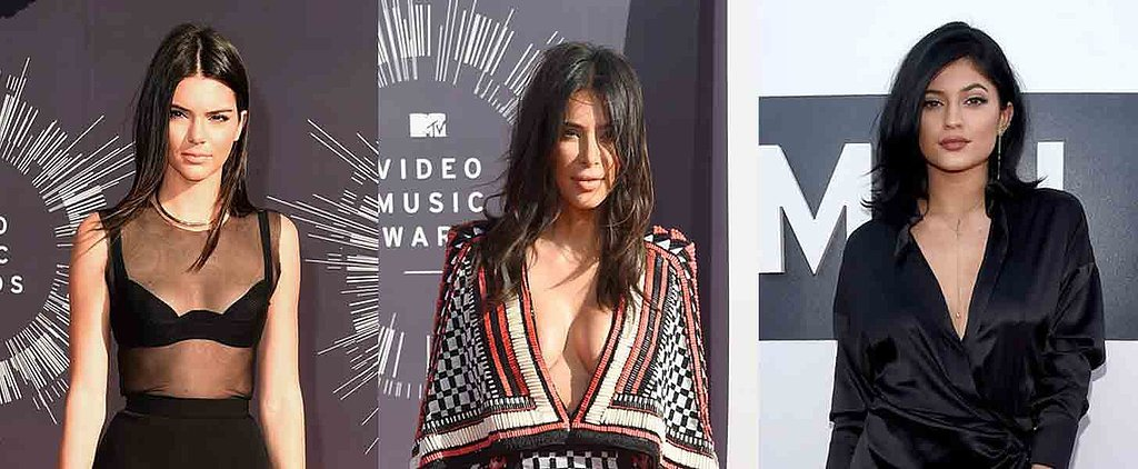Did Kendall and Kylie Let Kim Shine at the VMAs?