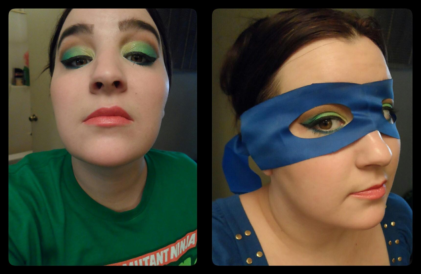 Ninja Turtle Makeup For - Makeup Vidalondon