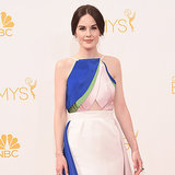 Michelle Dockery's Rosie Assoulin Emmys Dress Pictures