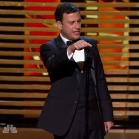 "Jimmy Kimmel Rips Into Matthew McConaughey's ""Movie Star Face"""