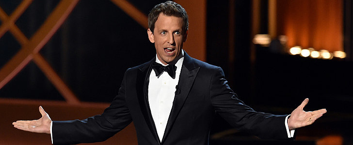 Watch Seth Meyers' Hilarious Opening Monologue From the Emmys