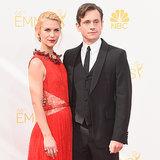 Promi-Päärchen bei den Emmy Awards 2014