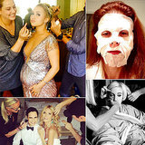 Celebrities Getting Ready For the Emmys 2014 on Instagram