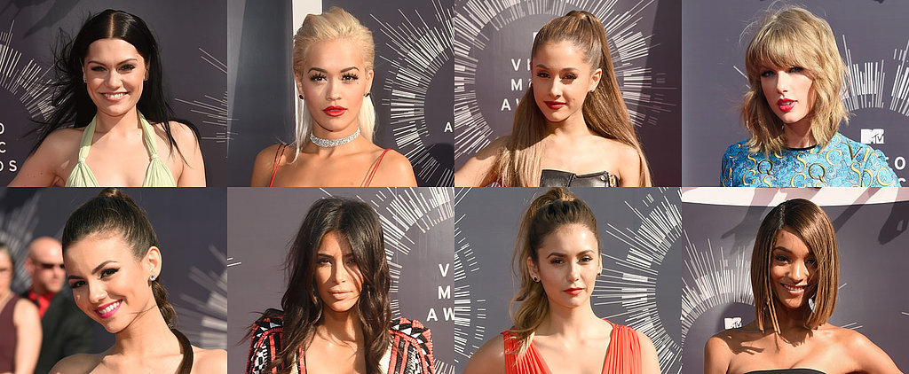 Updated: All the Beauty Looks From the VMAs Red Carpet