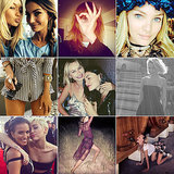 Models And Celebrities With Prettiest Instagram Photos
