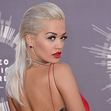 MTV VMA Red Carpet Dresses From the Back