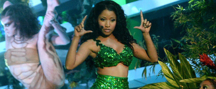 "Relive Nicki Minaj's Scandalous Performance of ""Anaconda"" at the VMAs"