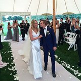 Pictures of Elyse Taylor's Wedding