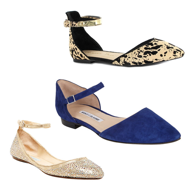 Editor's Picks Fancy Closed-Toe Flats