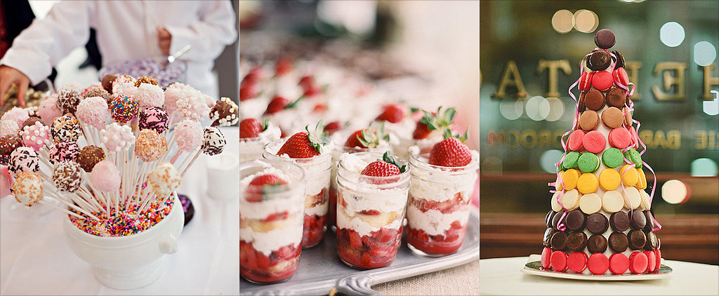 Wedding Desserts to Try in Lieu of a Classic Cake