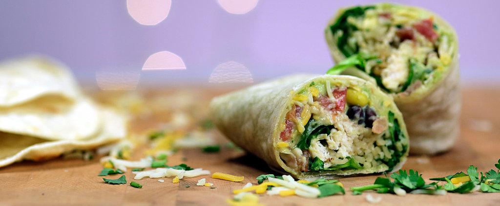 It's Ramen, It's a Burrito . . . It's the Ramenritto