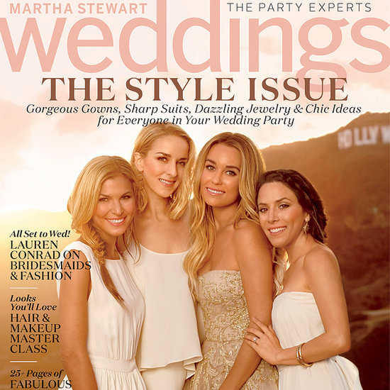 Pictures Of Lauren Conrad's Bridesmaids Dresses