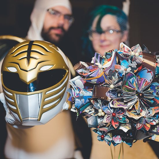 Power Rangers Wedding