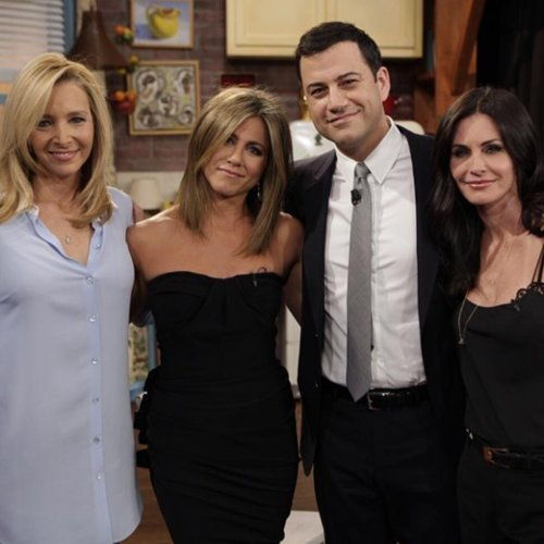 Friends TV Show Reunion on Jimmy Kimmel Live