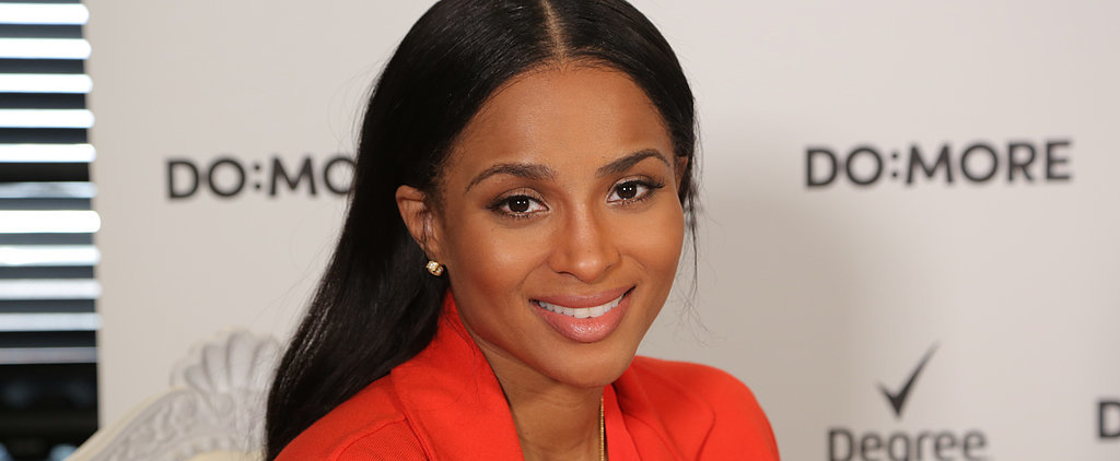 Ciara Talks About Life as a New Mom and Getting Her Body Back