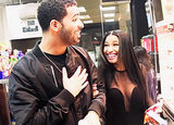 Drake, Nicki Minaj Shop at Convenience Store, He Treats Her to Snacks: Watch