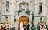 This Chateau Wedding in France Channels the Victorian Era… And We Love It!