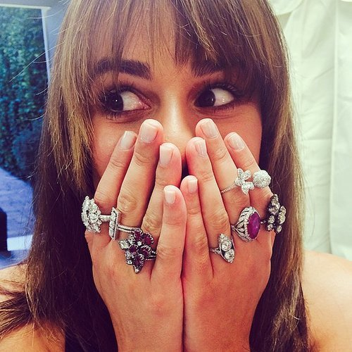 Pictures of Lea Michele on Instagram