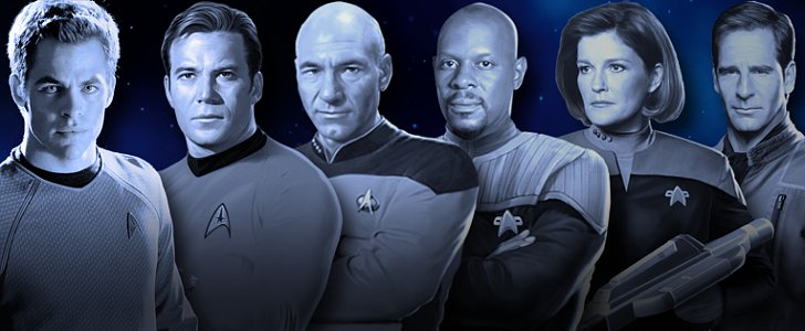 This Trekkie Selfie May Be the Best One We've Seen Yet