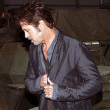 Brad Pitt's Wedding Ring | Pictures