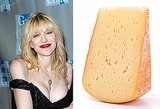 Breaking: Courtney Love Admits to Cheese Addiction