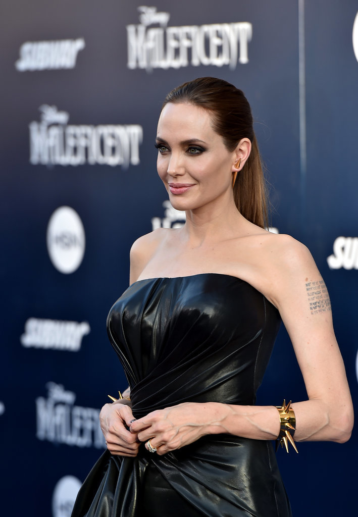 Angelina's Tattoos