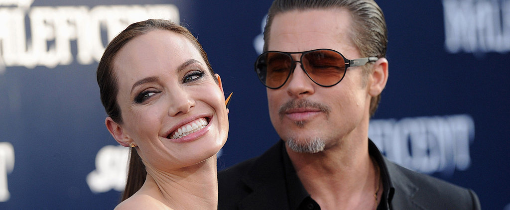 Tattoos, Love Letters and Jewels: Brad's and Angelina's Most Romantic Gestures
