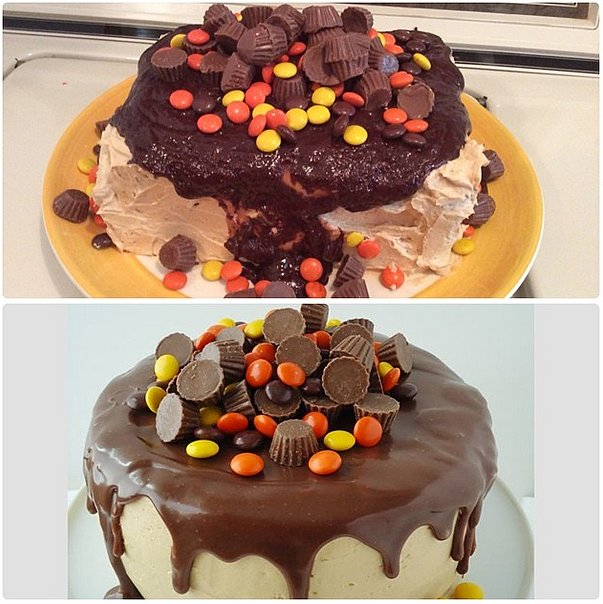 When Bad Cakes Happen to Good People