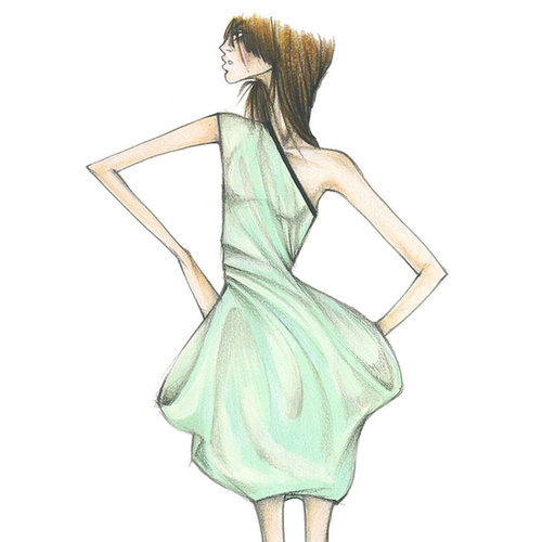 Designer Sketches From New York Fashion Week Spring 2015
