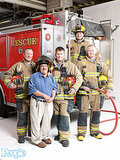 Michigan Firefighters 'Adopt' Mentally Challenged Man