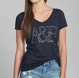Abercrombie & Fitch Gets Rid of Logo