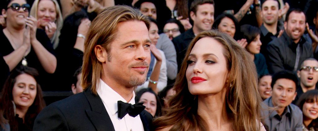 The First (and Last?) Time We'll See Angelina Jolie in a Veil