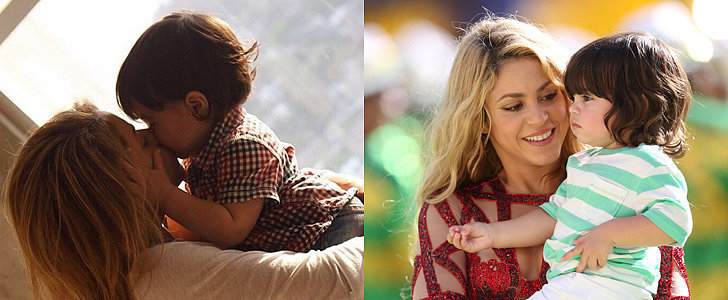 Shakira and Gerard Piqué Are Already Adorable Parents