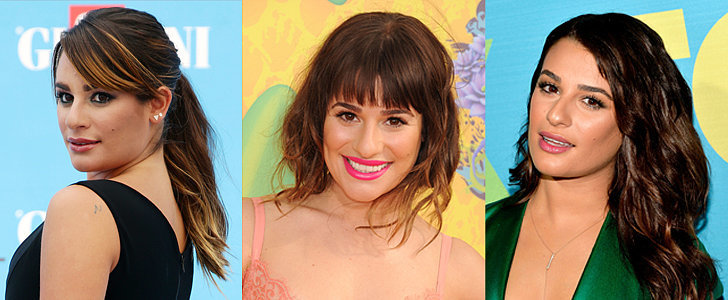 Lea Michele's Beauty Style Is Pitch Perfect