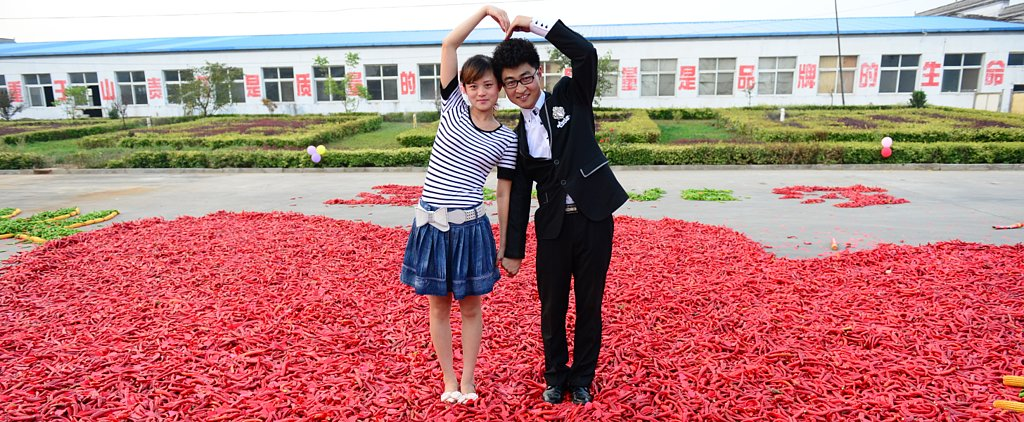 If You Like Spicy Food, You'll Love This Proposal