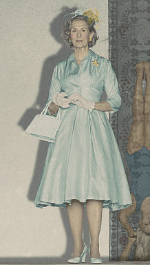 Matilda Hapschatt (Frances Conroy)