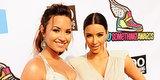 Demi Lovato Thanks Kim K For Making Curvy Bodies In Vogue