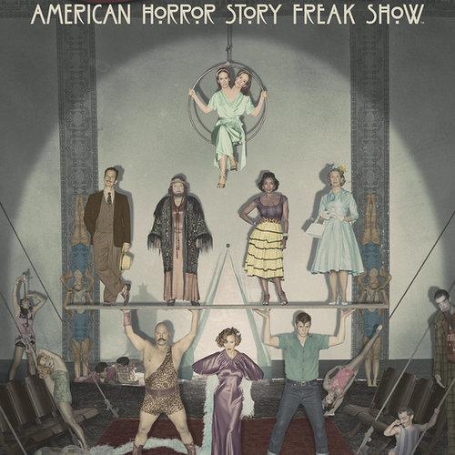 American Horror Story Season 4 Poster Enlarged