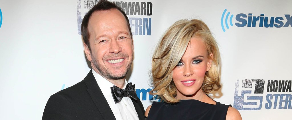 Jenny McCarthy and Donnie Wahlberg Tie the Knot!