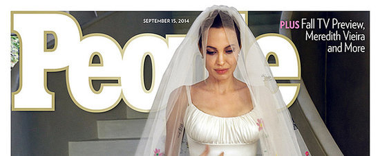 Yes, There Are Photos From Brad Pitt and Angelina Jolie's Wedding!