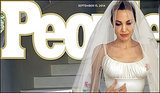 The First Photos Of Brangelina's Wedding And Her Dress!